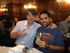 AGM 2013 - Si hands Spence Batsman of the Year award